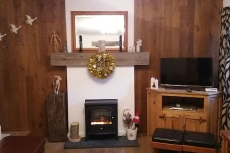 Cosy cottage in stunning Perthshire - Abernethy