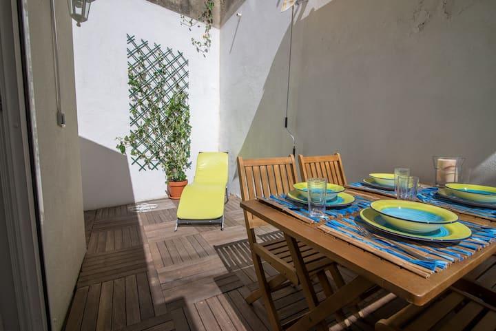 Graça's Courtyard