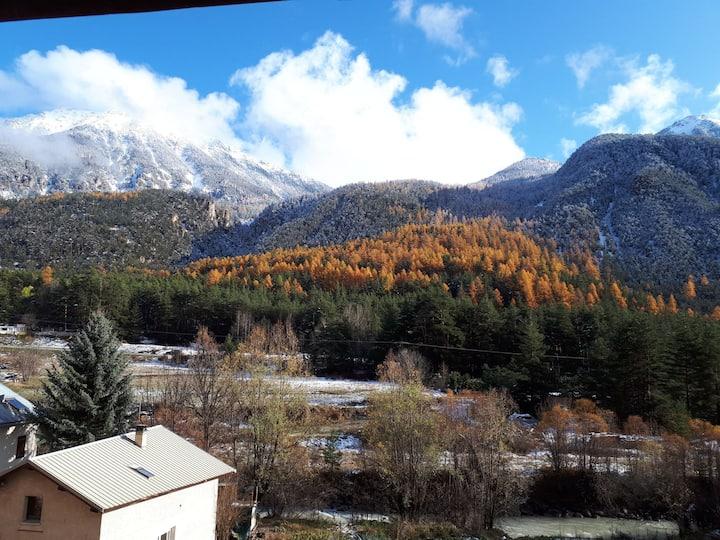 Appartement au centre de plusieurs station de ski