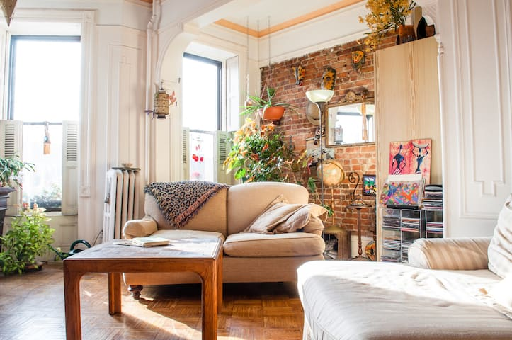 Park Slope Apartment  - Brooklyn - Apartment