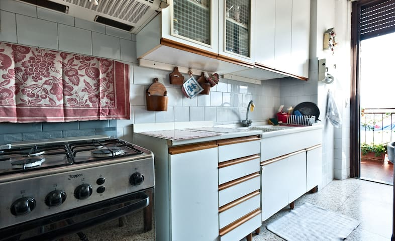 One single or double room in Milan  - Milaan - Appartement