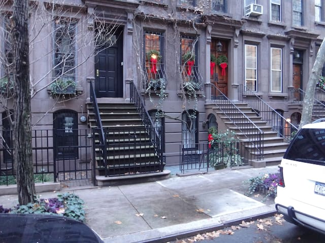LUXURY APT w PRIVATE GARDEN NYC UES