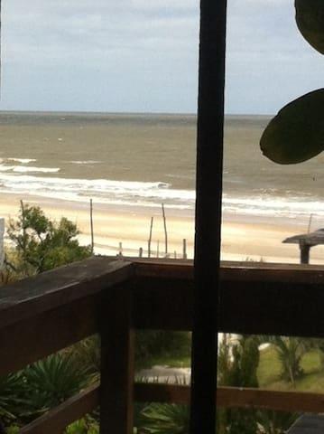 Excelente casa sobre la playa! - Canelones - Rumah