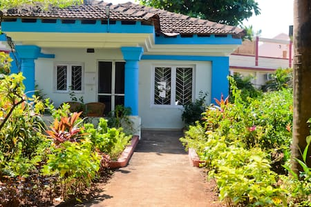 Studio Villa in Cavelossim, Goa - Goa