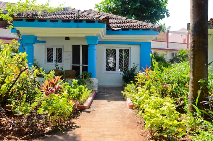 Studio Villa in Cavelossim, Goa