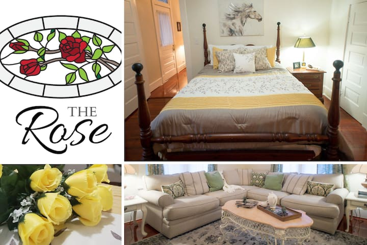 The Yellow Rose Room