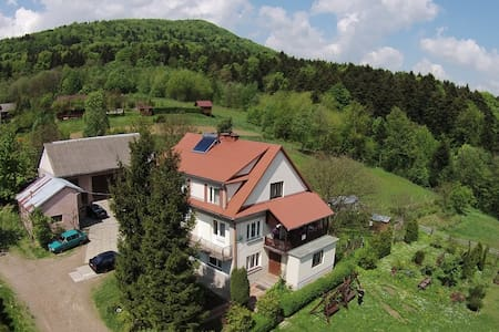 Agritourism in a quiet village.  - Stępina/ Frysztak - House