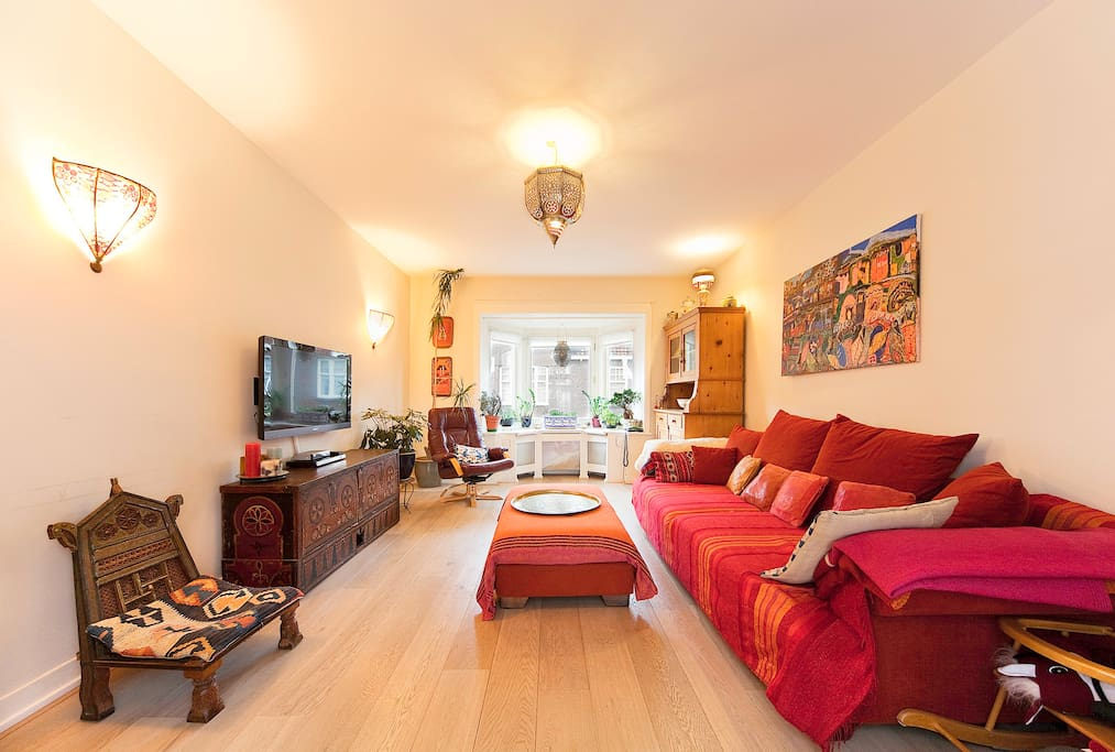 Mediterranean ambiance appartment apartamentos en alquiler en msterdam holanda septentrional - Apartamentos en amsterdam ...