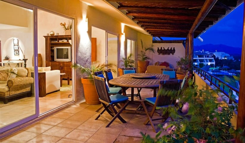 Ventana del Mar Luxury 4 bedroom PH - Punta Mita - Apartemen