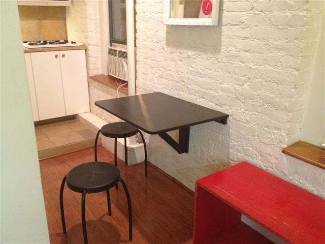 Cute Studio Greenwich Village NYC