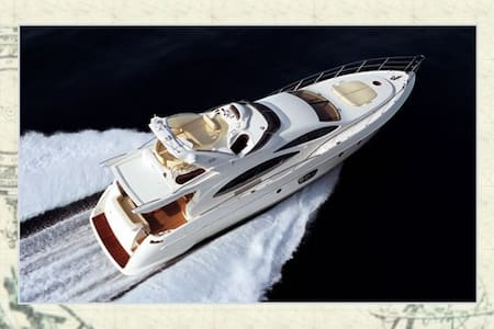 Private Luxury Yacht in Sitges, - Sitges - Boot