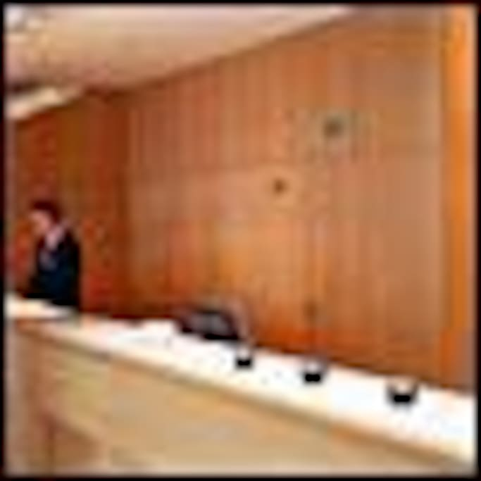 Concierge Service front desk. 24 hour Service  Security