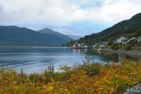 Burngill Cottage, Argyll Scotland - Kilmun - Hus