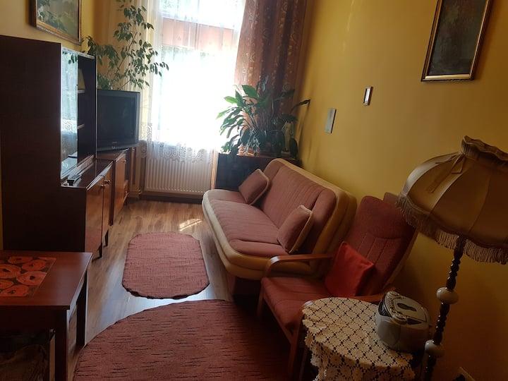 Przytulny pokój w centrum Jeleniej Góry