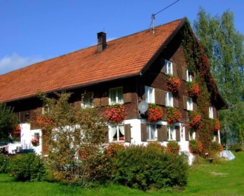 Bergbauernhof Haberstock für Ihre Ferien