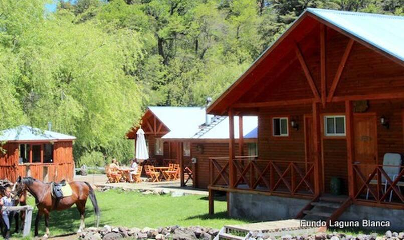 Lodge Fundo Laguna Blanca, Double 1