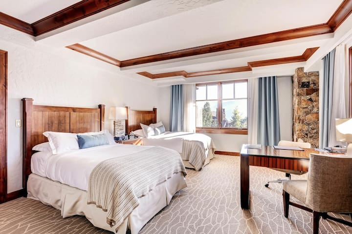 Luxury Ski-In/out Double Room In Ritz-Carlton BG