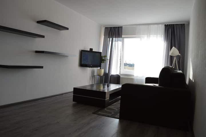 Top equipped apartment in Baldone,  30km from Riga