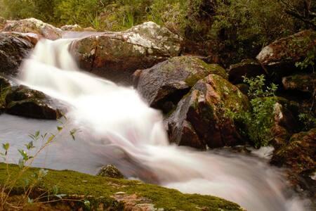 Tao Sierras de Aigua . Camping Ecologico