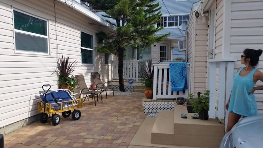 Sunset Beach Cottages,  2&1 Bedroom Beach Cottages