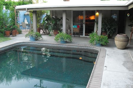 PRIVATE CASITA B&B -MOUNTAIN VIEWS - Palm Springs - Bed & Breakfast