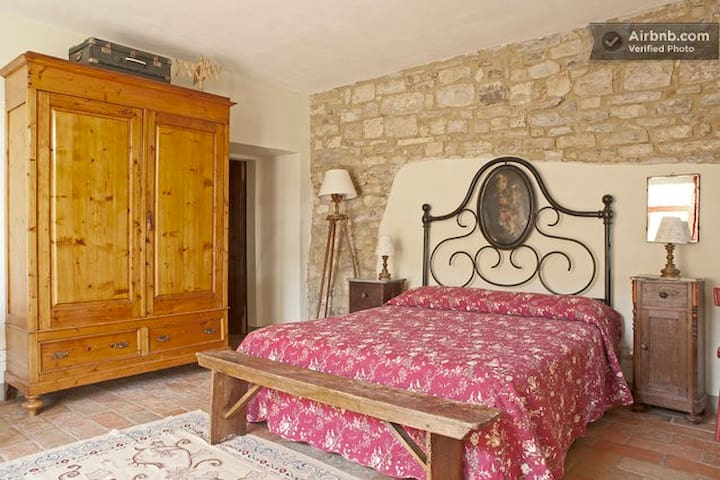Firenze x 4 Country room - Jacuzzi - San Casciano in Val di Pesa - Appartement