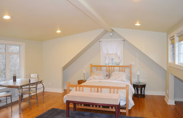 Bainbridge Island Studio Apartment - Bainbridge Island - Leilighet