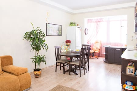 2 room apartment in Kiev  for rent - Sofiivs'ka Borshchahivka