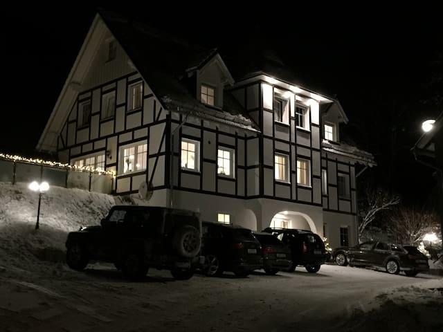 Ferienhaus Kleine Villa - Olsberg