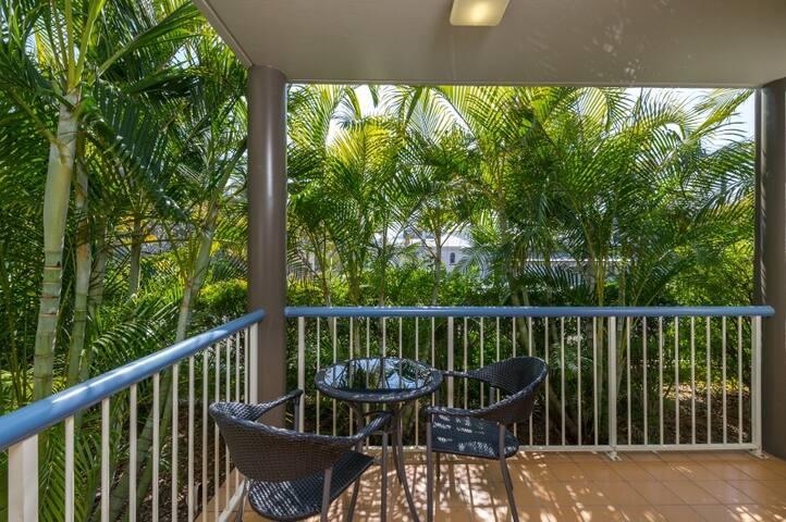 Kangaroo Point - Central and quiet - Kangaroo Point - Apartment