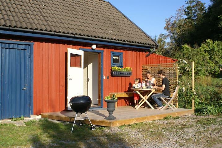 Stuga på Orust Svanesund