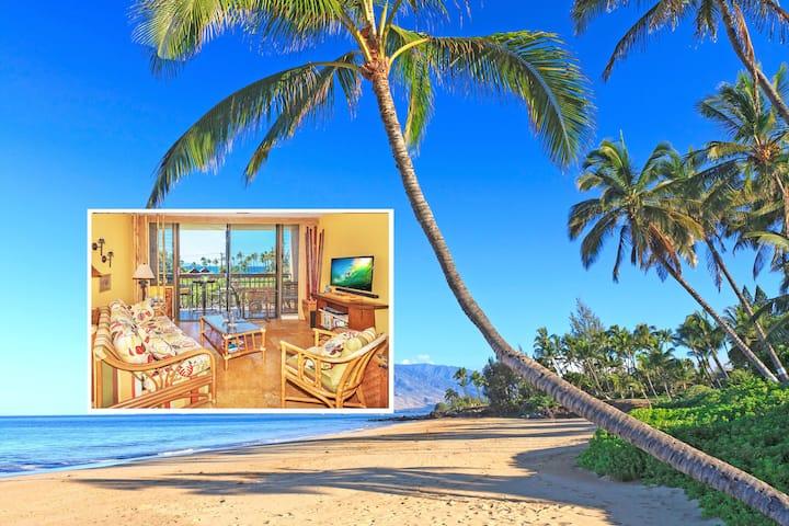Stylish Condo at Maui Vista Resort with Ocean View