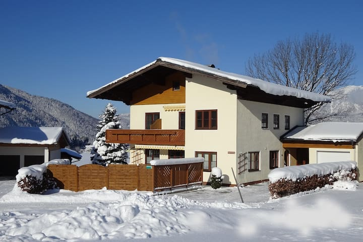 """Apartment """"Abtenau"""" Haus Dreier"""