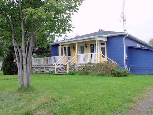 la Maison Bleue, maison de village - Saint-Mathieu-de-Rioux - Chalupa