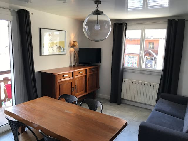 2 rooms 4 people 3* exposed South-East