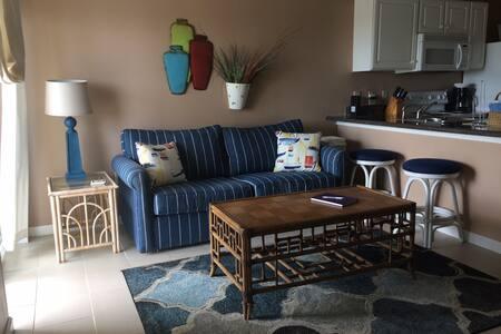 One-bedroom condo in Orange Beach - 奥兰治海滩(Orange Beach) - 公寓