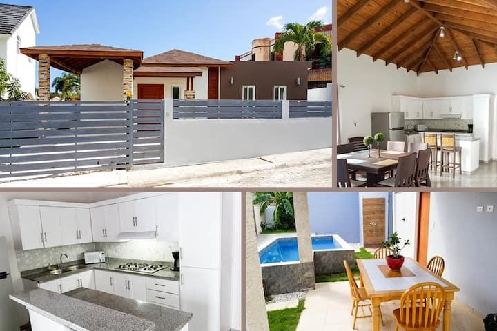 Modern and Cozy Villa in Puerto Plata