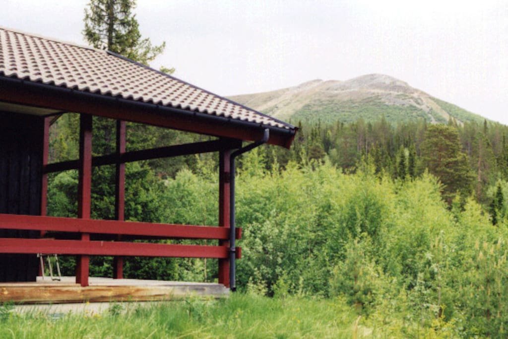 Cabin with great views in Lofsdalen