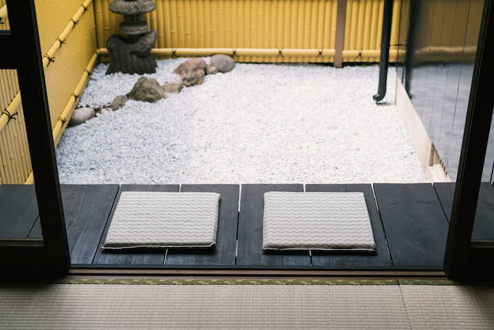 *Private GARDEN House* @ Hakata 8mins - Fukuoka-shi - House