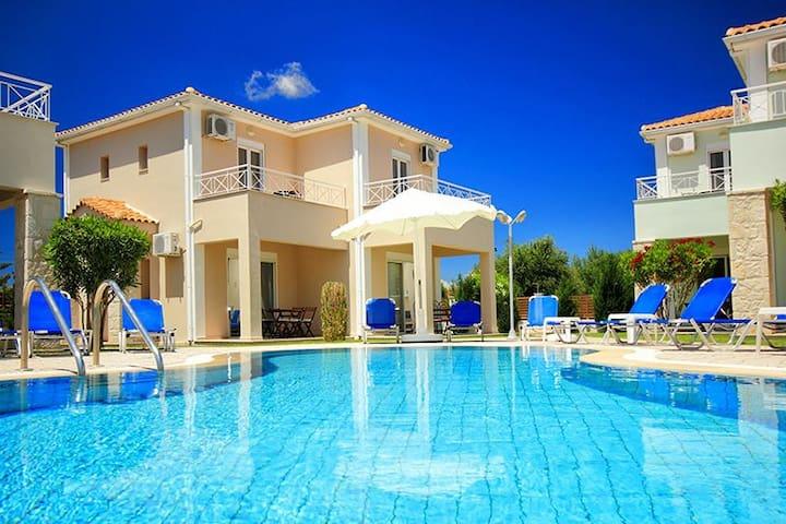 Kalamaki Court Villas, Zakynthos - Zakinthos - Villa