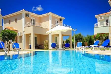 Kalamaki Court Villas, Zakynthos - Zakinthos - วิลล่า