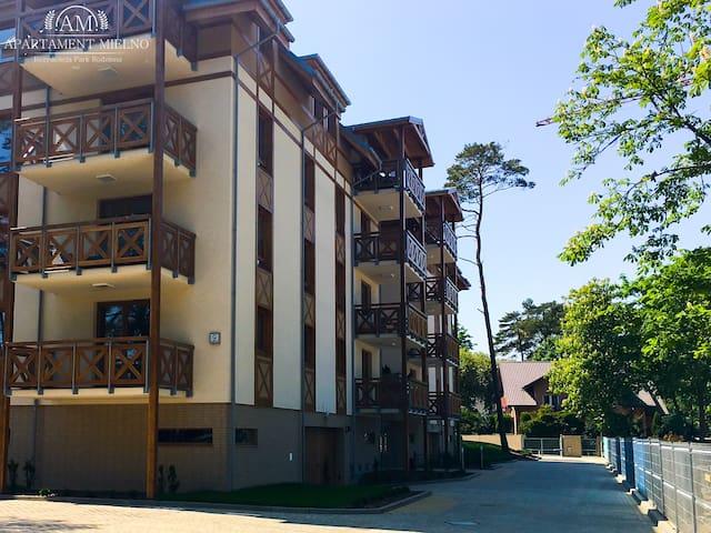 Apartament w Rezydencji Park - Mielno - อพาร์ทเมนท์