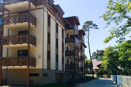 Apartament w Rezydencji Park - Mielno