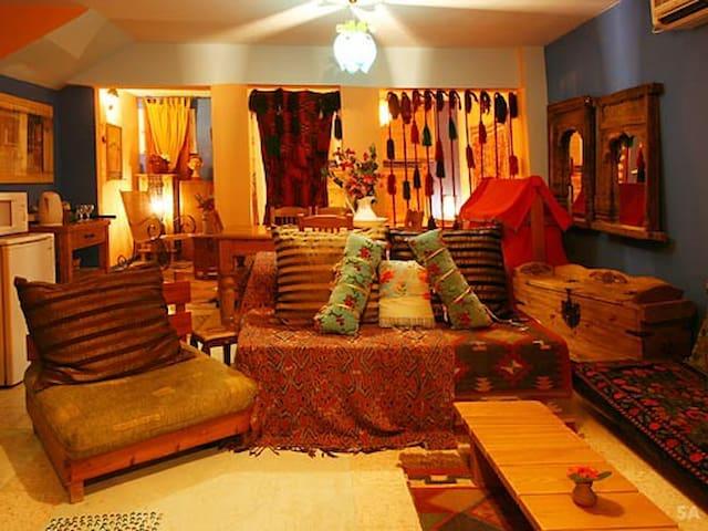 Rotman's Big Suite - Lotem - Flat