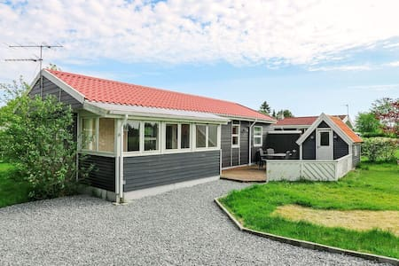 4 person holiday home in Hadsund