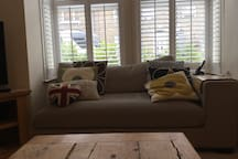Cosy couch