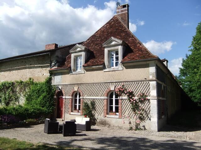 Gîte du Château de Villefargeau