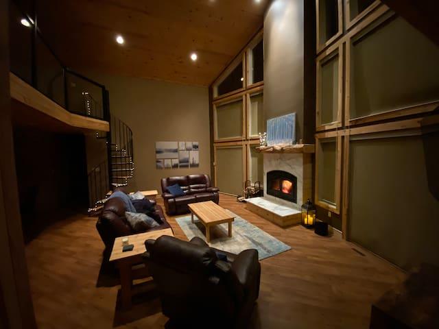 Coppermine Comfort/Luxury Cottage/Hot Tub/Sauna