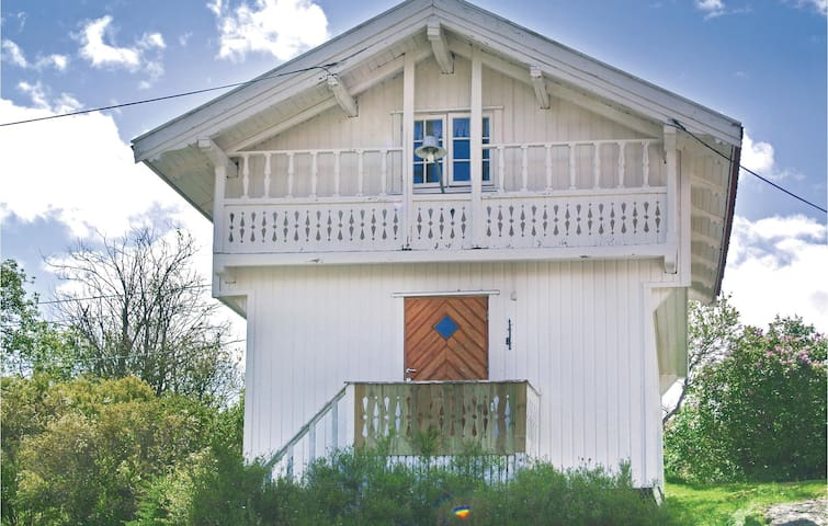 Holiday cottage with 2 bedrooms on 60m² in Råde