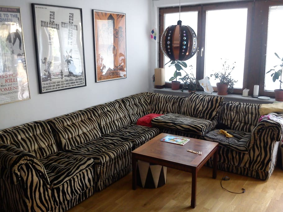 our tiger lounge